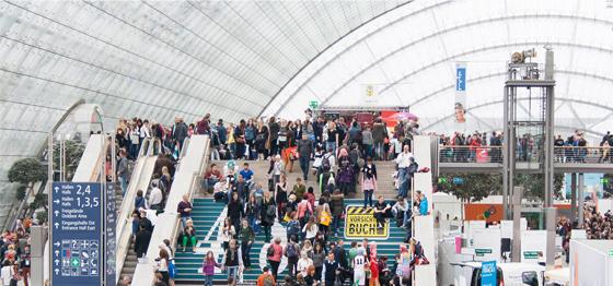 Romance, Ratgeber oder Krimi - spannende Events auf der Leipziger Buchmesse