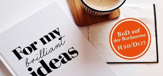 Mit BoD Ihren Traum von der Buchveröffentlichung erfüllen.