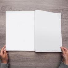 Titelseite oder Impressum: So gelingt Ihr Seitenaufbau.